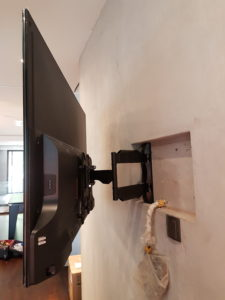 Single Arm TV Bracket Singapore