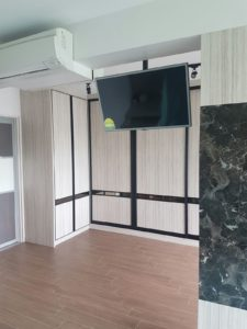 Ceiling Mount TV Bracket in Singapore