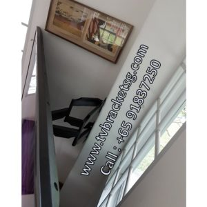 do it yourself install tv bracket in singapore