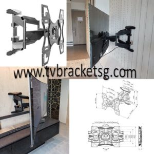 The Do's and Don'ts of Buying TV wall mount bracket in Singapore