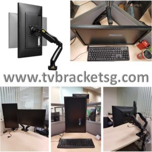 I Found a Great Company that Does TV Bracket Singapore Installation