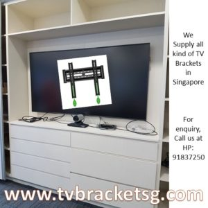 What Makes a Good and Specialised Local TV Bracket Singapore Contactor?