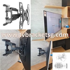 Experience Really Counts in TV Bracket Singapore Installation