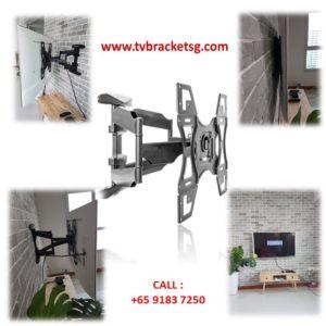 How TVBracketSG Company will Meet all Your TV Bracket Singapore Service Needs