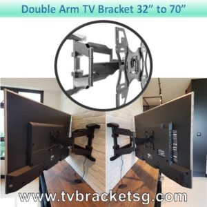 Installation Requirements for LCD TV Bracket Singapore