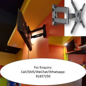Turn to TVBracketSG for Your Ceiling TV Bracket Singapore Installation