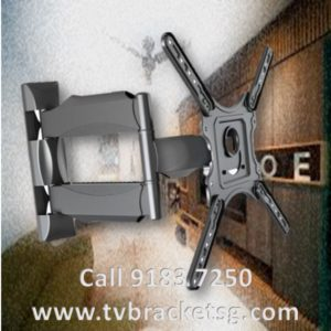 How to safely install a TV wall mount in Singapore