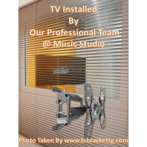 Tips and tricks on TV bracket installation in Singapore
