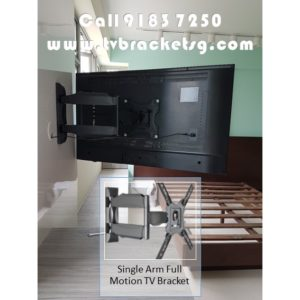 Ultimate Guide to Fitting TV Bracket Singapore on Walls