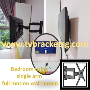 6 questions to answer before mounting your TV in Singapore