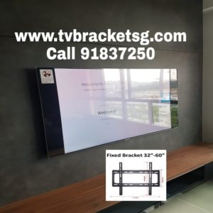 Five Tips When Looking for and Installing a TV Bracket in Singapore