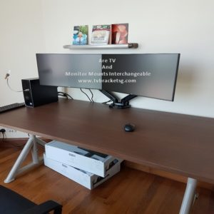Are TV And Monitor Mounts Interchangeable?