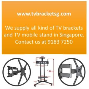 What Type of TV bracket in Singapore is Best For You?