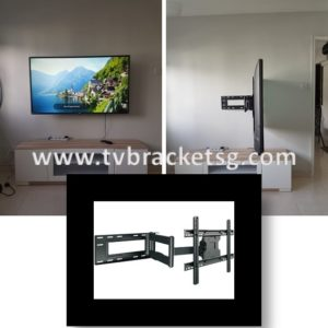Can You Do TV Bracket Installation At Your Own in Singapore