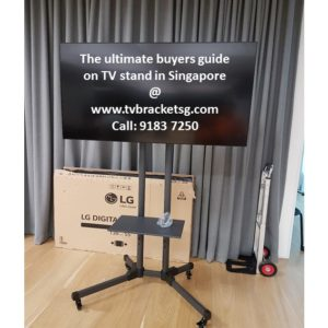 The ultimate buyers guide on TV stand in Singapore