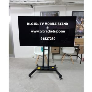 Buy Durable and Quality TV Stand Singapore from TVBracketSG to Boost Your Viewing Experience in Singapore