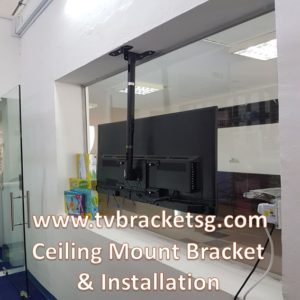 Ceiling Tv Brackets in Singapore Buyers Guide: What They Are and Should I Use One