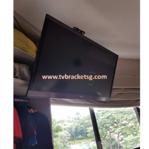 How to install Ceiling Tv Brackets in Singapore
