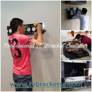 How to Find the Best TV Bracket Installation Online in Singapore