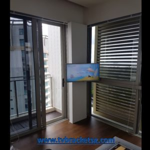 What DIY Experts Never Told You About Mounting TV outdoors in Singapore