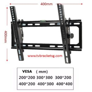 tilting tv bracket supply in singapore