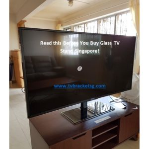 Read this Before You Buy Glass TV Stand Singapore