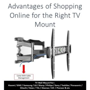 14.4.20_blog_Advantages of Shopping Online for the Right TV Mount in Singapore