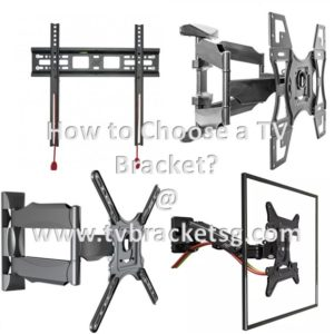 How to Choose a TV Bracket in Singapore