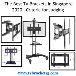 The Best TV Brackets in Singapore 2020 - Criteria for Judging