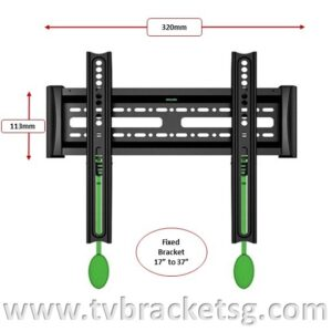 CHOOSING A WALL MOUNT FIXED BRACKET OVER TRADITIONAL TV FURNITURE IN SINGAPORE