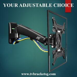 your tv bracket adjustable type choices in singapore
