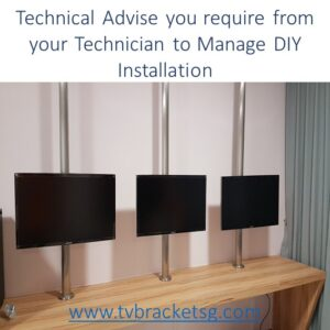 Technical Advise you require from your Technician to Manage DIY Installation in Singapore