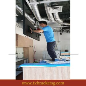 how to mount your tv by own or professional in singapore