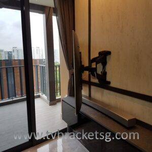 TV Wall Bracket in Singapore for the LCD TV - A Perfect Selection from our company