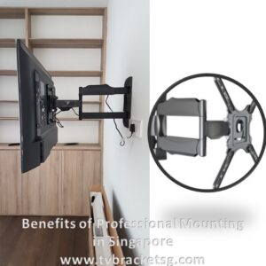 Benefits of Professional Mounting in Singapore