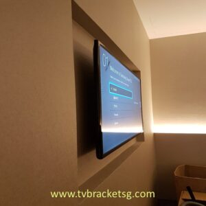What do you need to know before Buying a TV Bracket in Singapore
